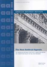 The Next Antitrust Agenda