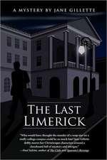 The Last Limerick