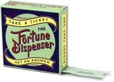 Knock Knock Fortune Dispenser