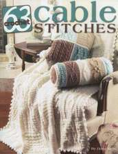 63 Crochet Cable Stitches