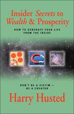 Insider Secrets to Wealth and Prosperity