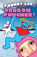 Johnny Boo Meets Dragon Puncher!:  Escape from Skull-Fragment Island!
