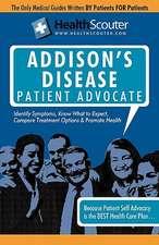 Healthscouter Addison's Disease:  Addison Disease Symptoms and Addison's Disease Treatment