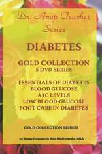 Diabetes Gold Collection - A Set of 5 DVDs