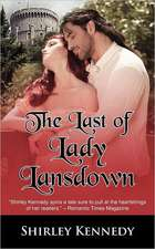 The Last of Lady Lansdown