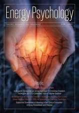 Energy Psychology Journal, 7