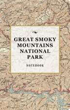 Great Smoky Mountains National Park Signature Notebook