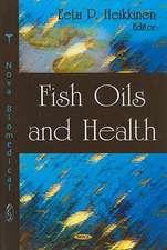 Fish Oils and Health
