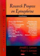 Research Progress on Epinephrine