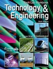 Technology & Engineering, Tech Lab Workbook
