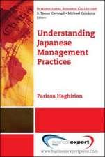 Understanding Japanese Management Practices