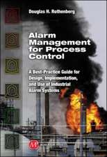 Alarm Management for Process Control