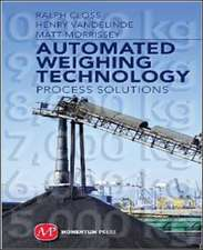 Automated Weighing Technology