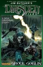 Jim Butcher's Dresden Files: Ghoul Goblin