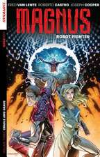 Magnus: Robot Fighter Volume 3