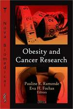 Obesity and Cancer Research