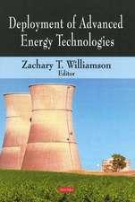 Deployment of Advanced Energy Technologies