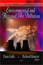 Environmental and Regional Air Pollution