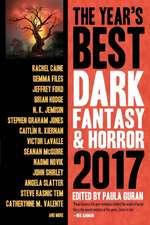 The Year's Best Dark Fantasy & Horror 2017 Edition