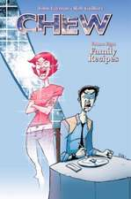 Chew Volume 8: Family Recipes