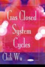 Gas Closed System Cycles
