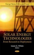 Solar Energy Technologies