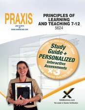 Praxis Principles of Learning and Teaching 7-12 5624 Book and Online