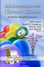 Adolescence and Chronic Illness