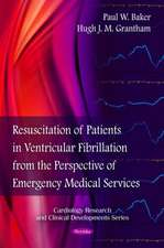 Resuscitation of Patients in Ventricular Fibrillation from the Perspective of Emergency Medical Services