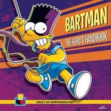 BARTMAN: THE HERO'S HANDBOOK