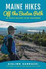 MAINE HIKES OFF THE BEATEN PATPB