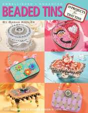 Beaded Tins:  19 Projects for Tiny Tins