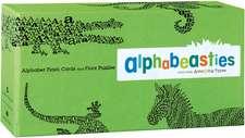 Alphabeasties Flash Cards:  Raven Investigations