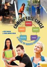 Coming Full Circle:  A Guide to Service-Learning