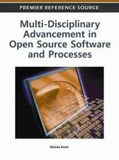 Multi-Disciplinary Advancement in Open Source Software and Processes