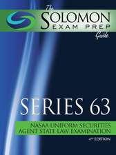 The Solomon Exam Prep Guide