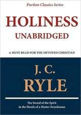 Holiness (Unabridged)