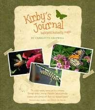 Kirby S Journal:  Backyard Butterfly Magic