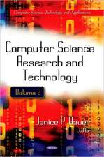 Computer Science Research & Technology
