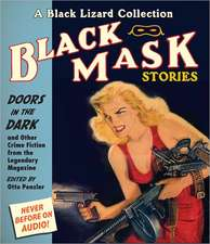 Black Mask 1:  And Other Crime Fiction from the Legendary Magazine
