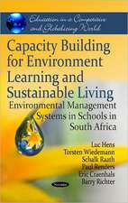 Capacity Building for Environment Learning & Sustainable Living