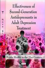 Effectiveness of Second-Generation Antidepressants in Adult Depression Treatment
