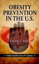 Obesity Prevention in the U.S.
