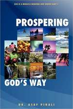 Prospering God's Way