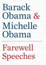 Farewell Speeches