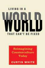 Living In A World That Can't Be Fixed: Re-Imagining Counterculture Today