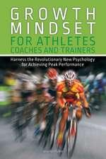 Growth Mindset for Athletes