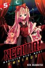 Negima! Omnibus 5