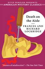 Death on the Aisle – A Mr. & Mrs. North Mystery