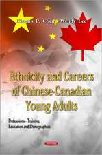Ethnicity and Careers of Chinese-Canadian Young Adults